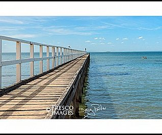Pier #3400 Panoramic - Limited Edition 25