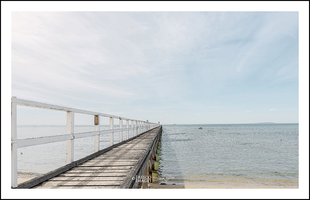 Sorrento Pier  #3400 – Limited Edition 25