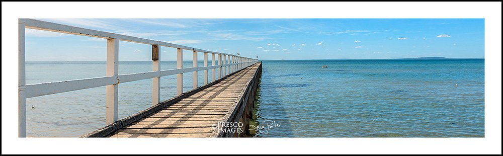 Pier #3400 Panoramic – Limited Edition 25